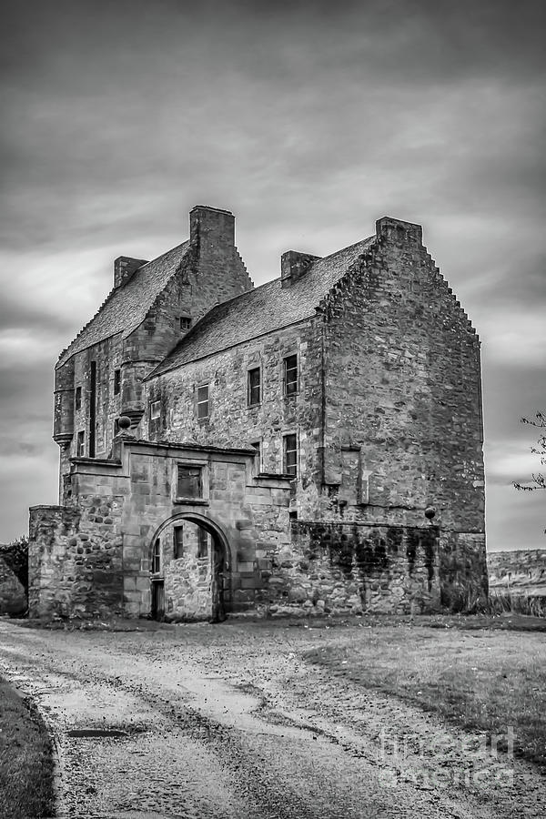 Midhope Castle Photograph
