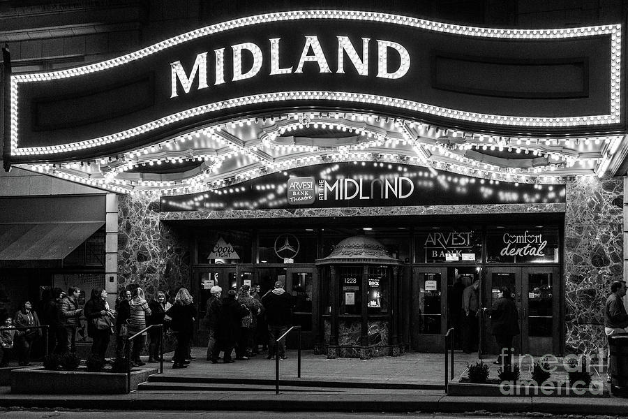 Midland Theatre Kansas City by Terri Morris
