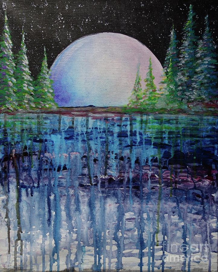 Midnight Moonlight by Jacqueline Athmann