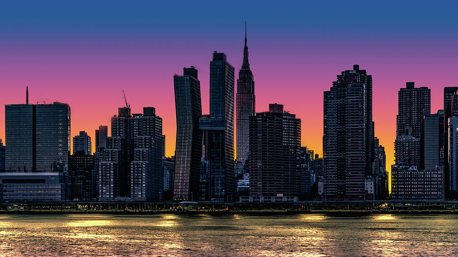 Midtown Eastside Evening by Chris Lord