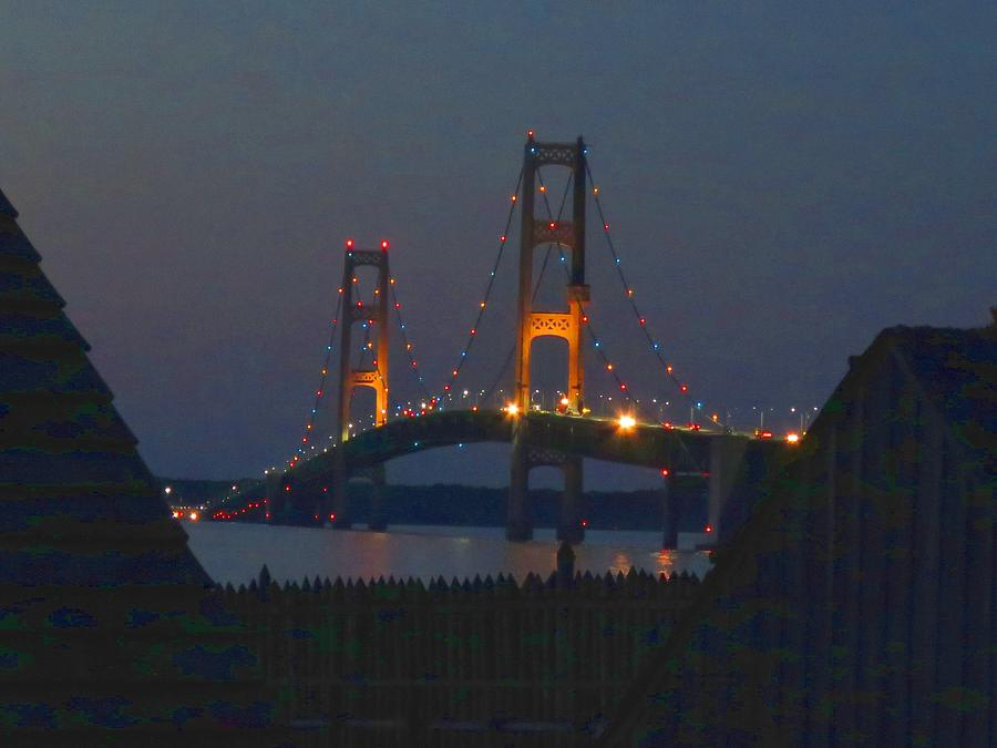 Mighty Mac from Fort Michilimackinac by Keith Stokes
