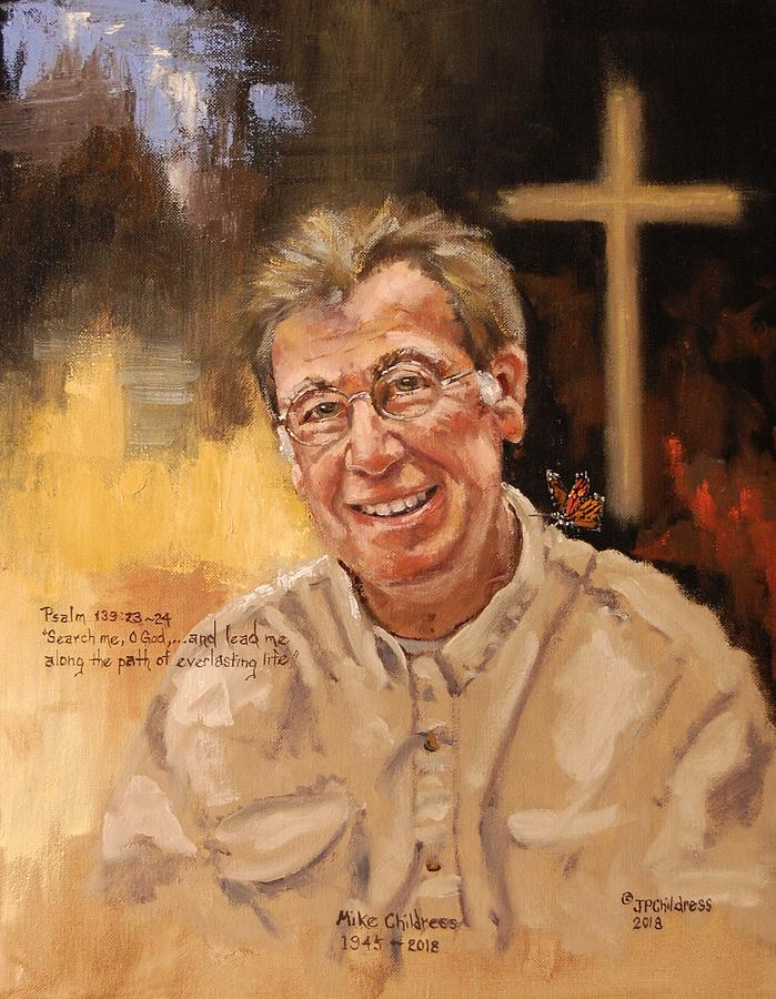 Mike Childress by J P Childress