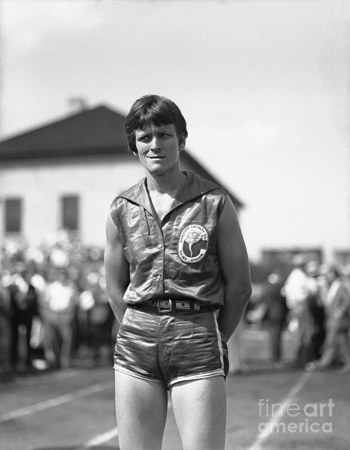 Mildred Babe Didrickson Photograph by Bettmann