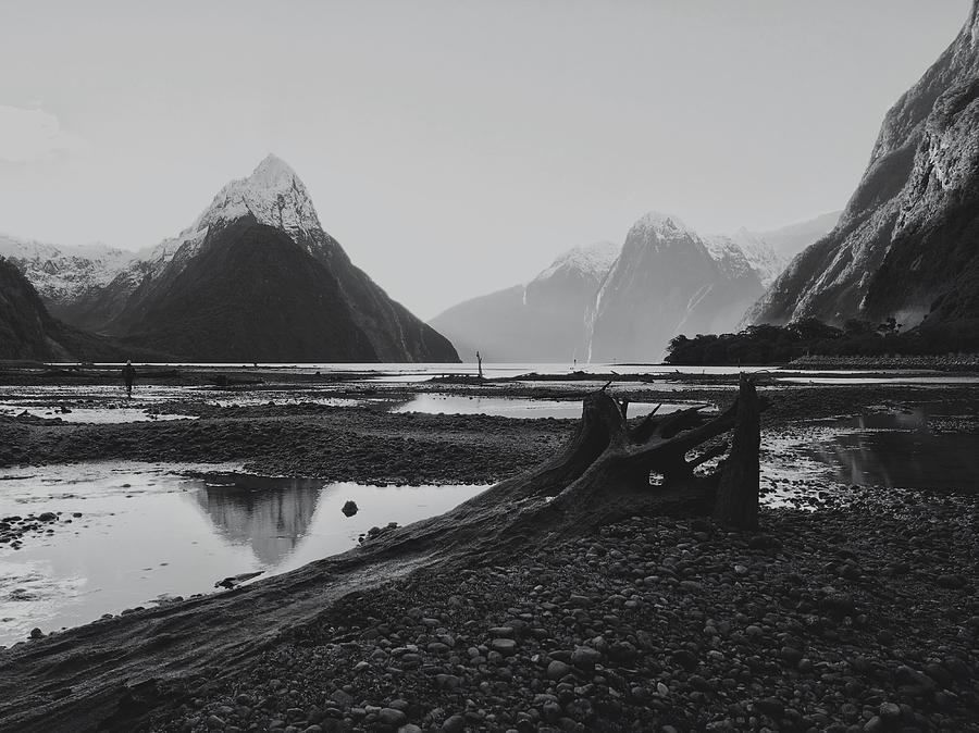 Milford Sound  by Khaled Hmaad