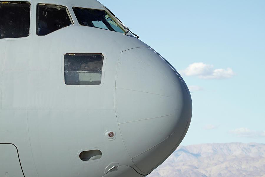 Military Jet Photograph by Mikvivi