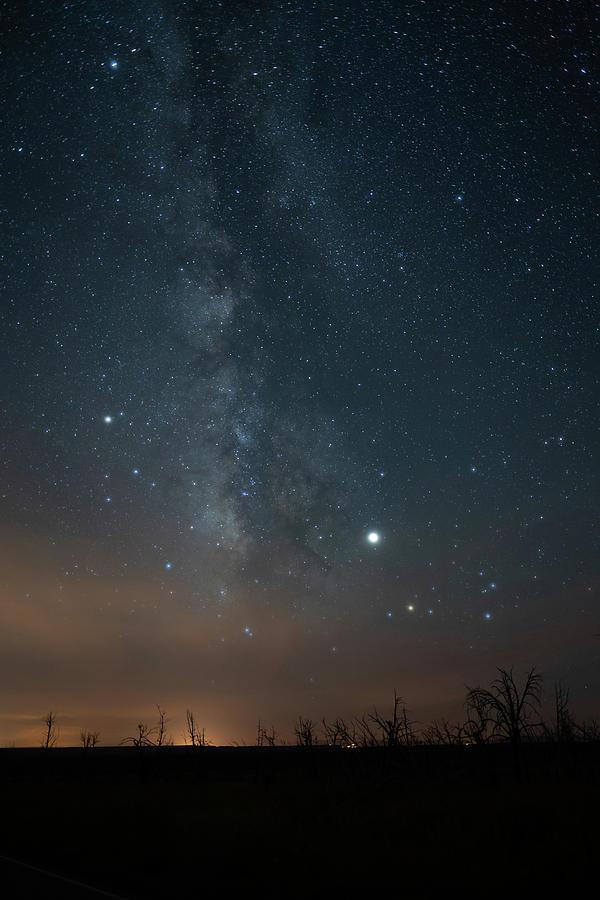 Milky Mesa by Kyle Lee