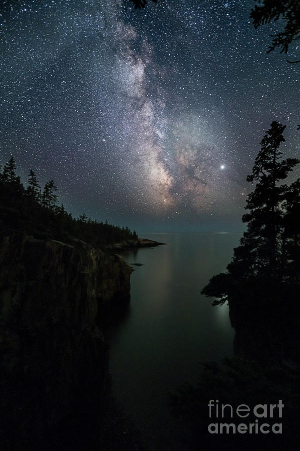 Milky Way at Ravens Nest by Craig Shaknis