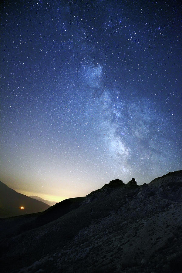 Milky Way Photograph by Manuelo Bececco Global Nature Photographer