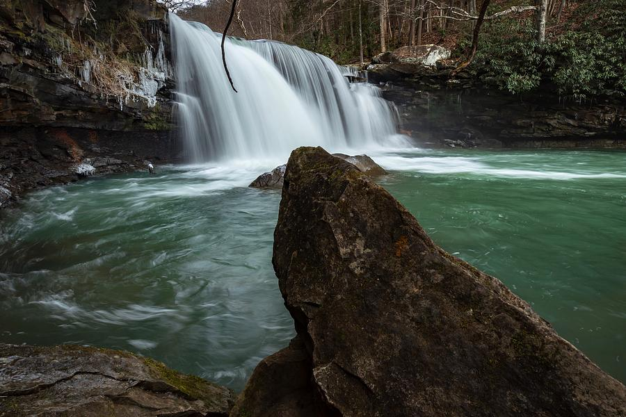 Mill Creek Falls by Chris Berrier