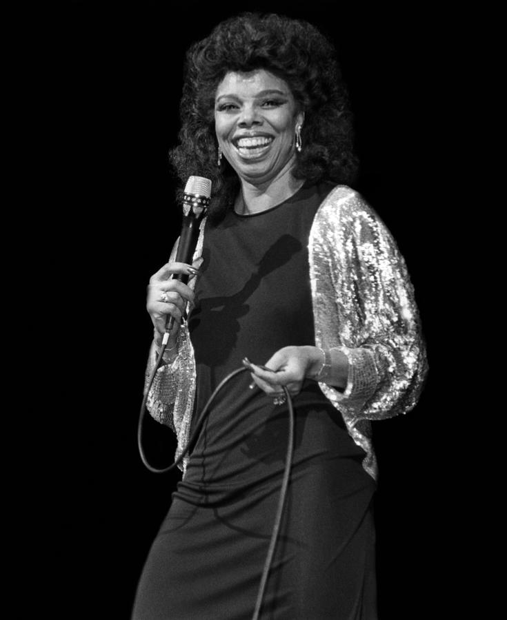 Millie Jackson Live In Concert Photograph by Raymond Boyd