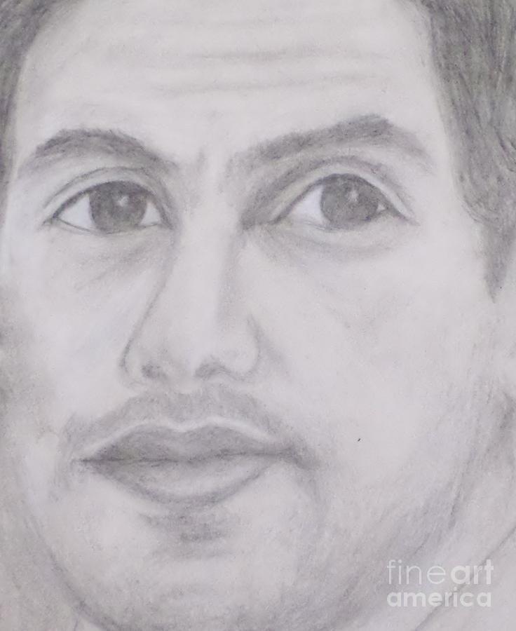 Milo Ventimiglia Drawing