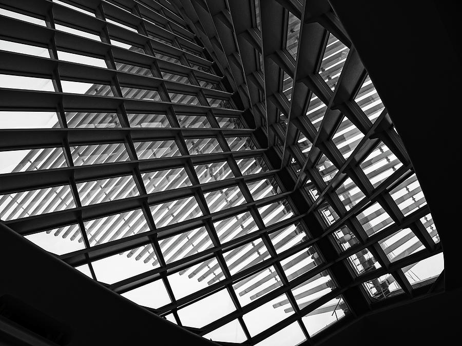 Milwaukee Art Museum 2 by Steven Ralser