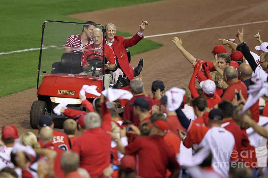 Milwaukee Brewers V St. Louis Cardinals Photograph by Jamie Squire