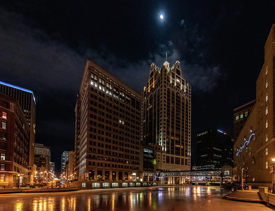 Milwaukee Gothic by Randy Scherkenbach
