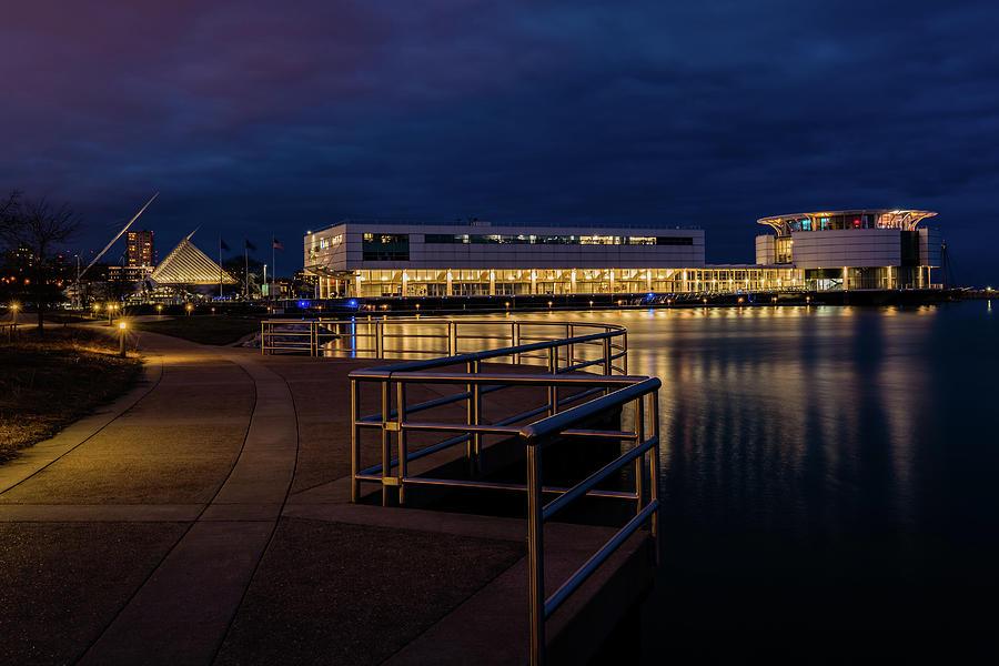 Milwaukee Landmarks by James Meyer