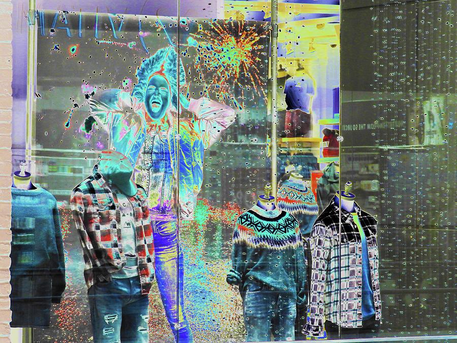 Mind Blowing Bargain by Krin Van Tatenhove