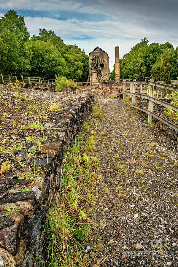 Minera Lead Mines Wrexham by Adrian Evans