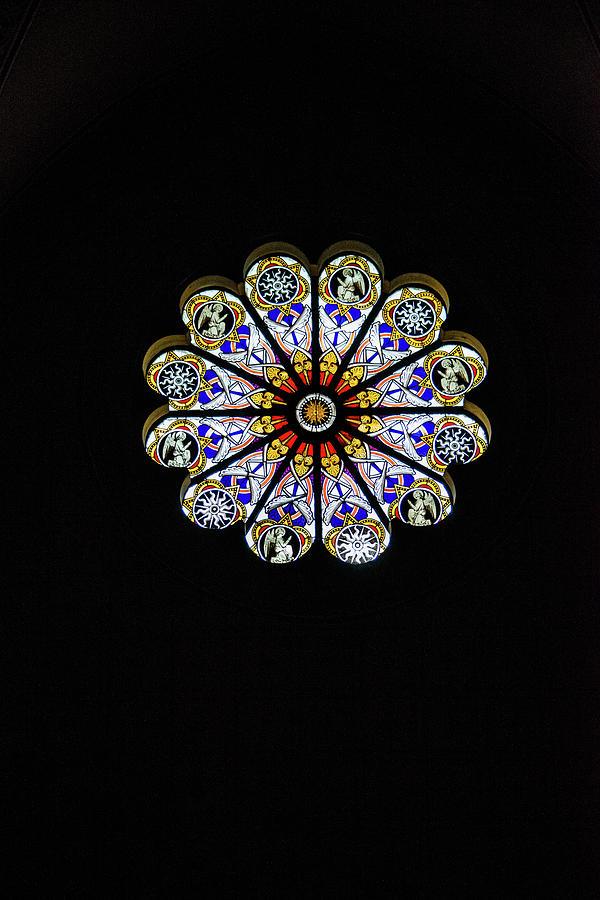 Italia Photograph - Minerva Glass by Joseph Yarbrough