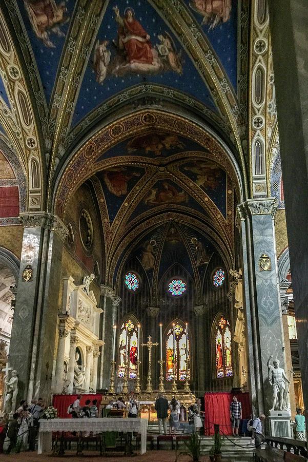 Italia Photograph - Minerva by Joseph Yarbrough