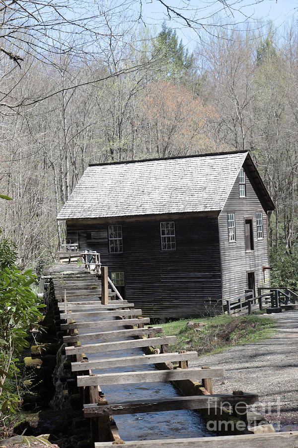 Mingus Mill by Dwight Cook