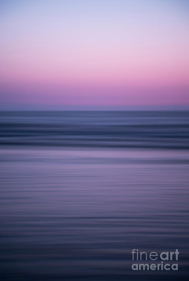 Minimalist Sunset by David Lichtneker