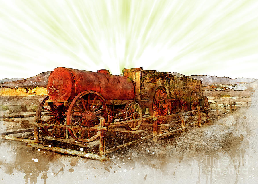 Mining Death Valley by Mark Jackson
