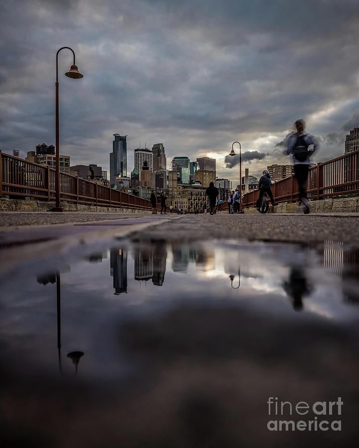 Minneapolis Views Photograph