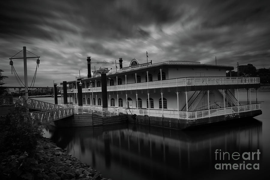 Minnesota Centennial Showboat by Jimmy Ostgard