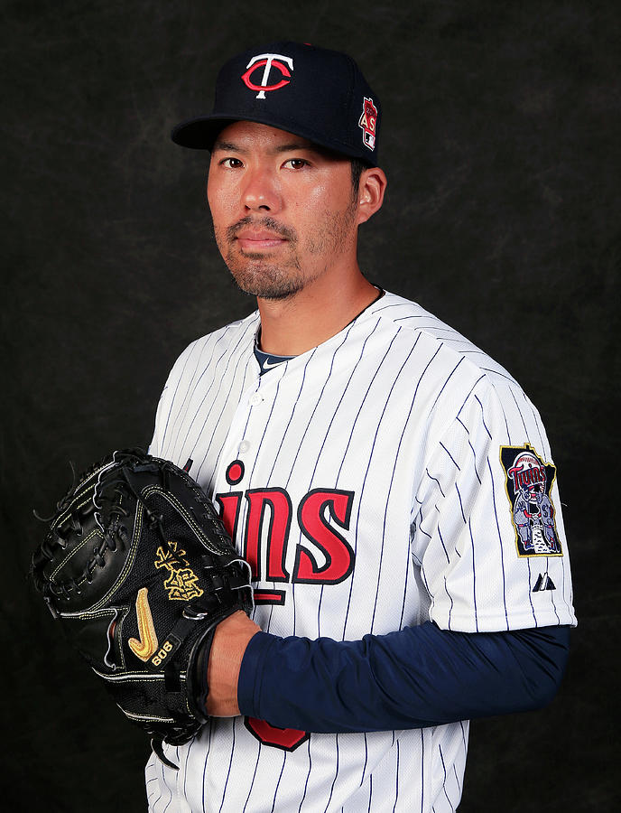 Minnesota Twins Photo Day Photograph by Rob Carr