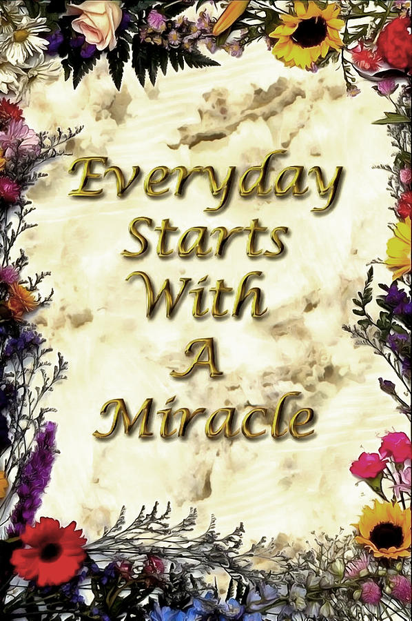 Miracles by Mario Carini