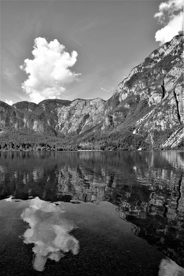 Lake Photograph - Mirror by Juliette Kober