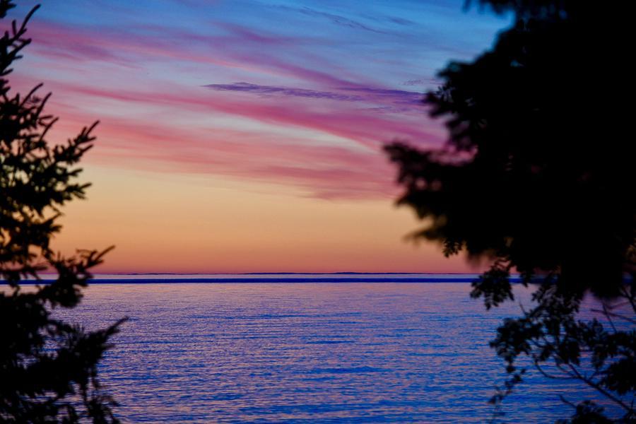 Missing Colorful Sunrise by Hella Buchheim