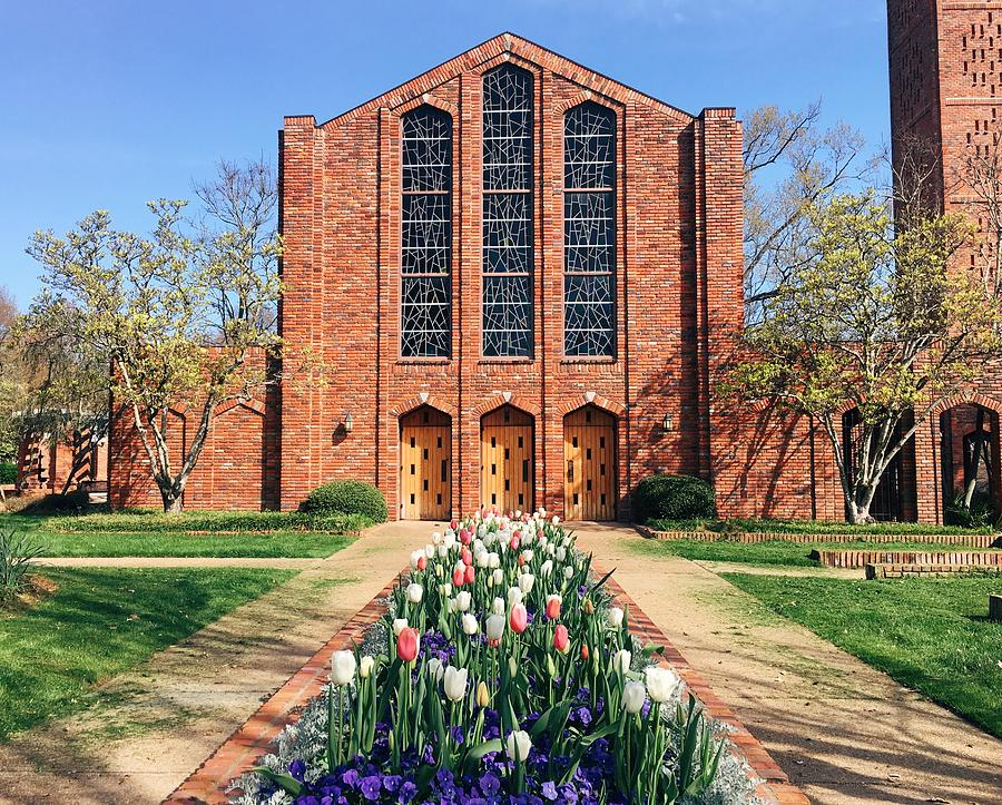 Mississippi State's Chapel of Memoreis by Parker Cunningham