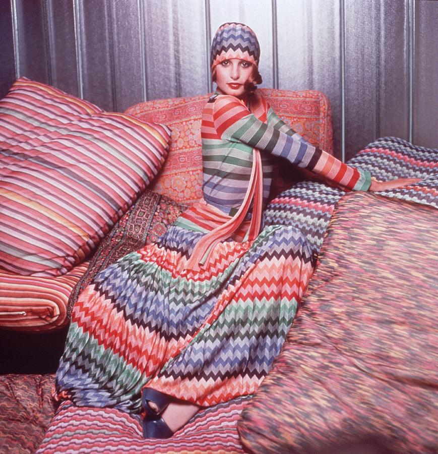 Missoni Miss Photograph by Hulton Archive