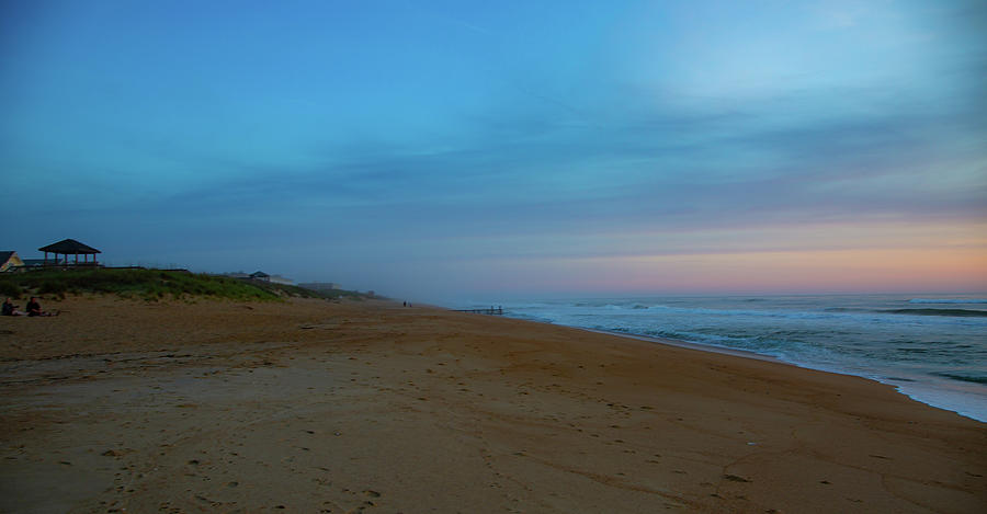 Misty Morning by Lora J Wilson