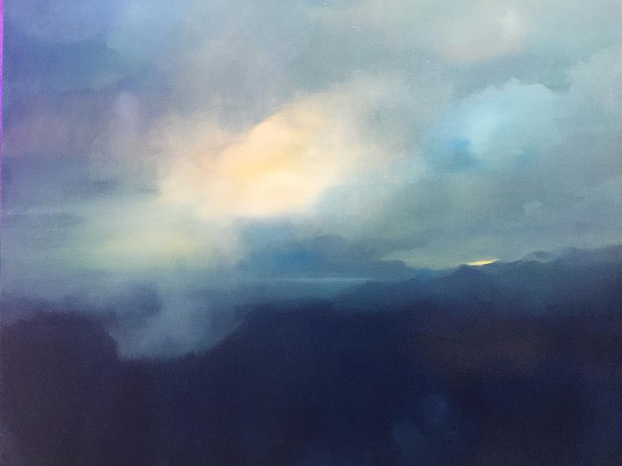 Misty Mountain by Deborah Munday
