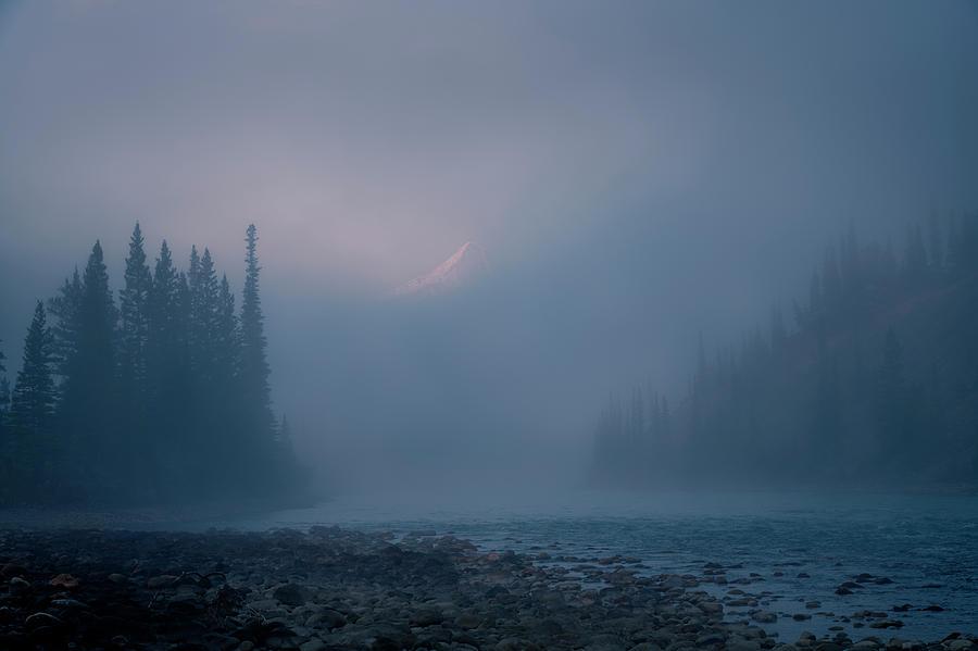 Misty Valley by Dan Jurak
