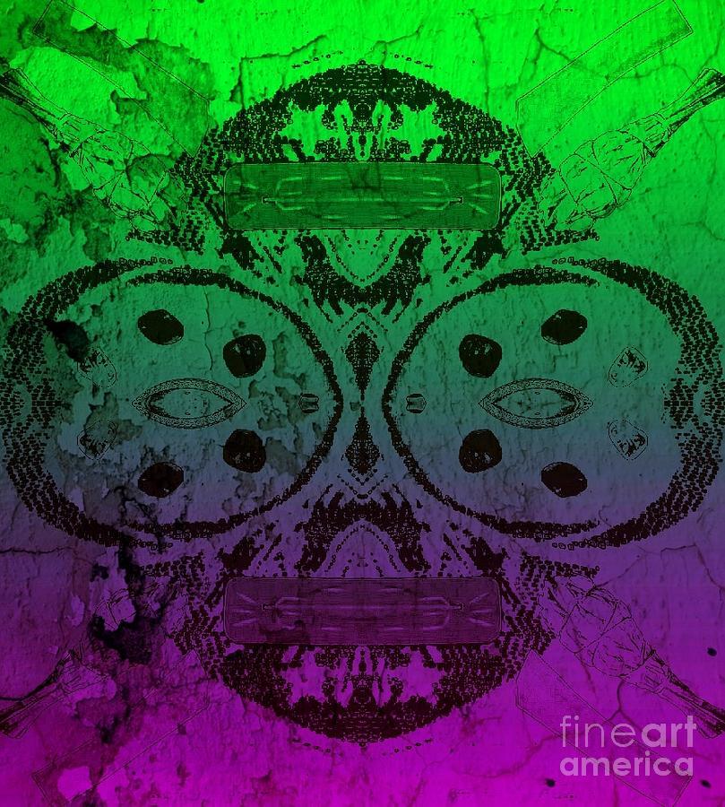 Mixture of Colors by Amanda Kessel