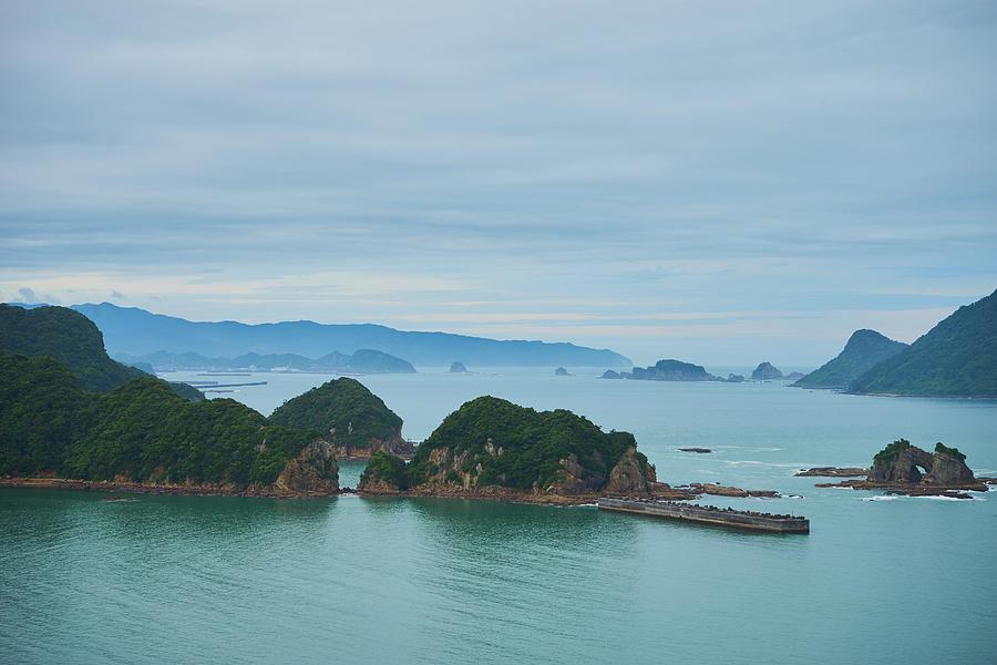Bay Photograph - Miyazaki bay by Lukas Kerbs