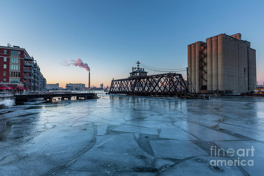 MKE Winter Breakup by Andrew Slater