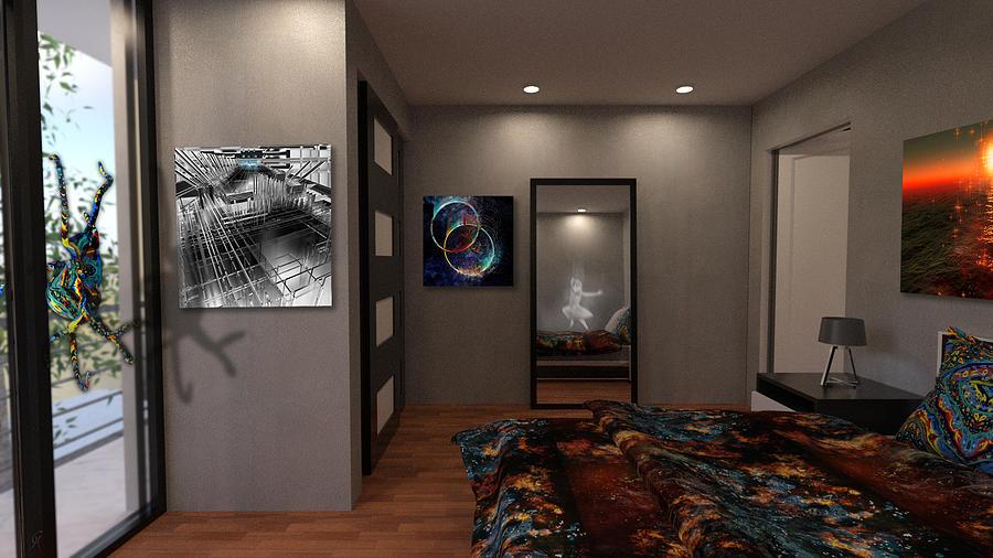 Zeitgeist MMXX #4 The Ghost in the Mirror by Carmen Hathaway