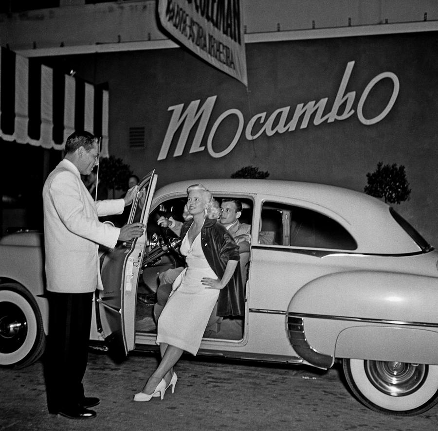 Mocambo  Nightclub Photograph by Michael Ochs Archives