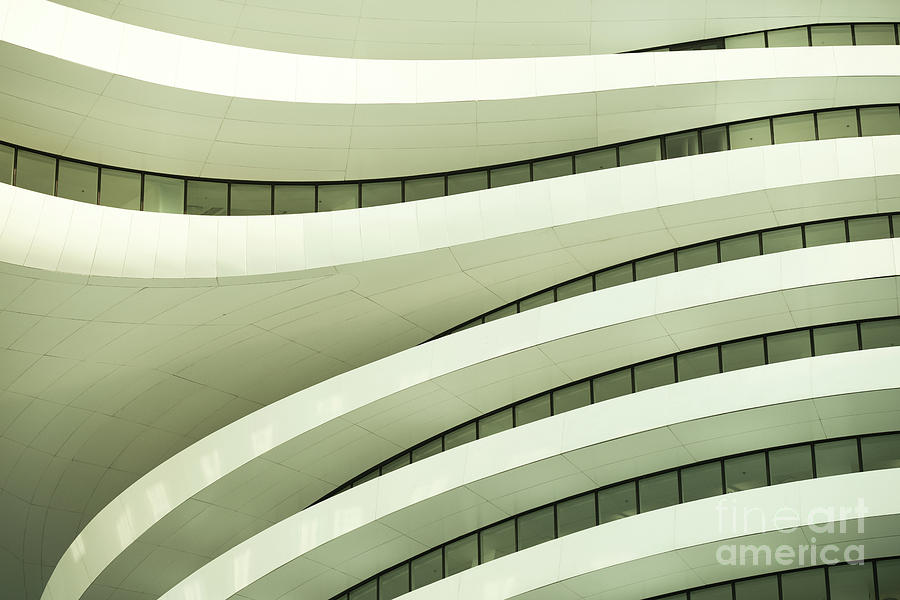 Modern Architecture Photograph by Phototalk