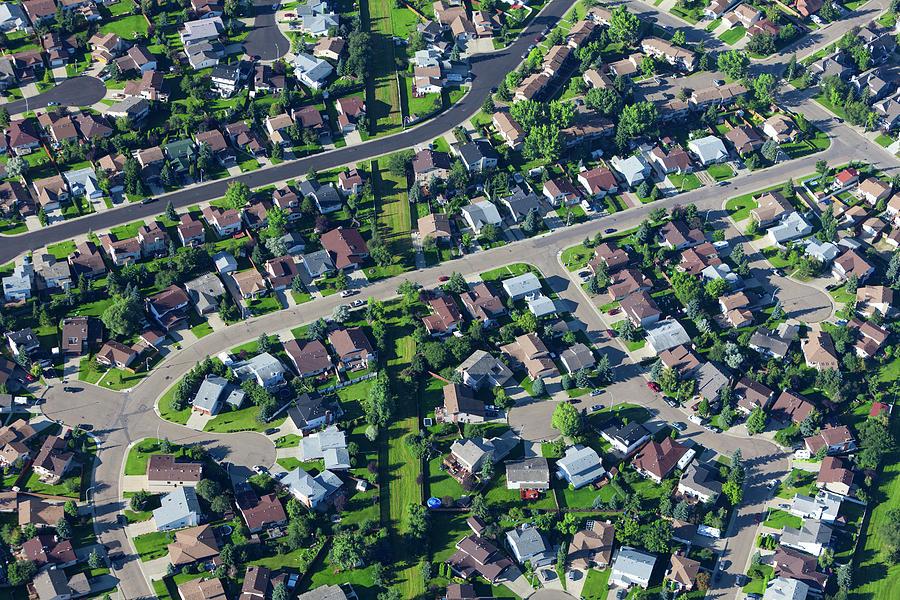 I Stayed In Neighborhood To Photograph >> Modern Neighborhood By Dan Prat