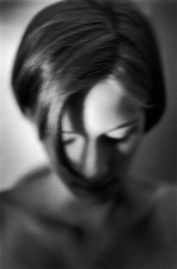 Modesty In 1998 - Photograph by Philippe Pache