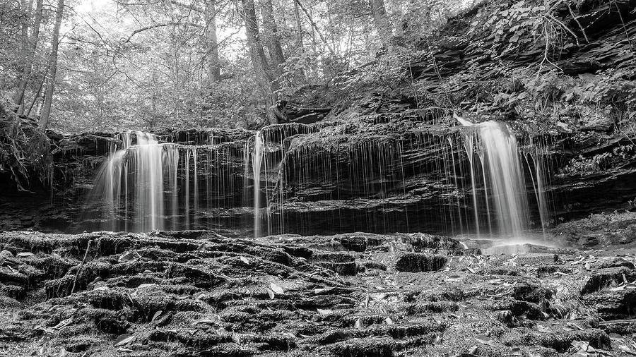 Mohawk 37 Water Falls by Louis Dallara