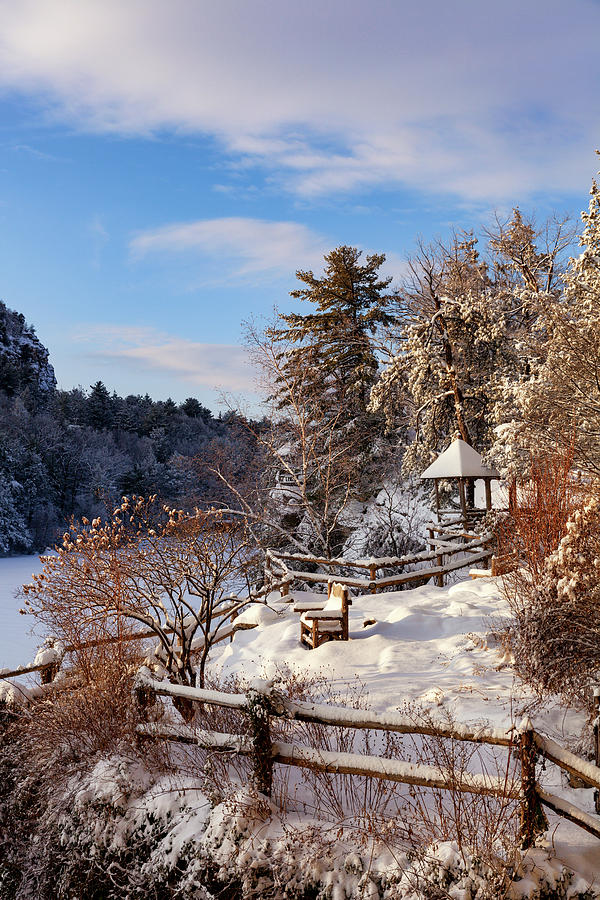 Mohonk Morning Photograph