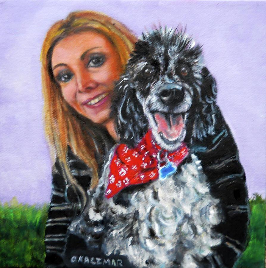 Molly and BoomBoom by Olga Kaczmar