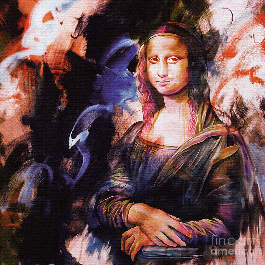 How To Describe A Mona Lisa Paint As Art