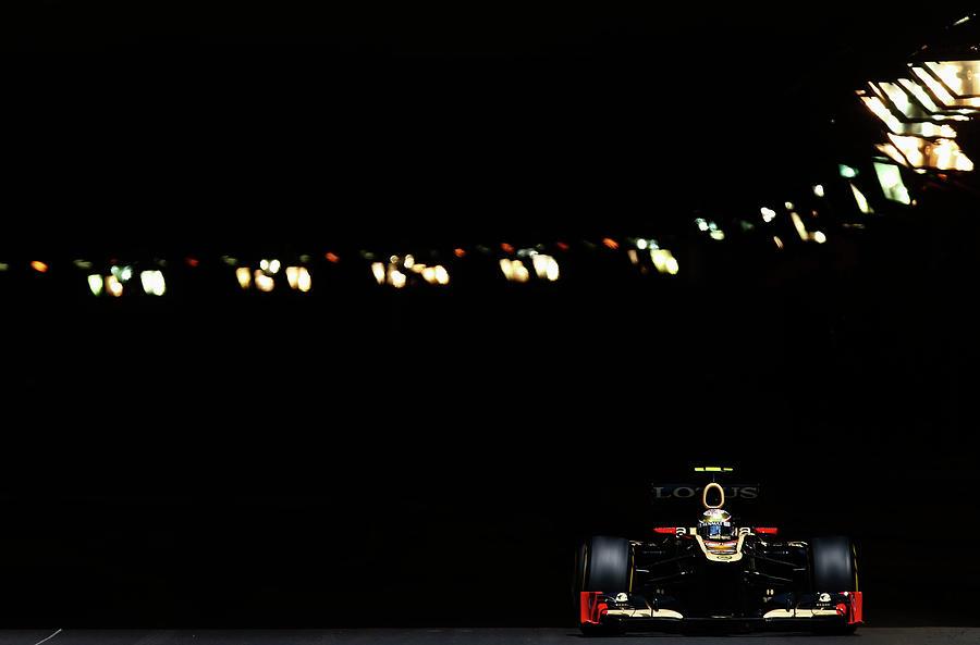 Monaco F1 Grand Prix - Qualifying Photograph by Paul Gilham